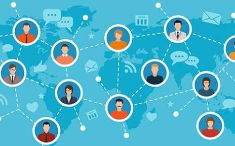 Online Community graphic