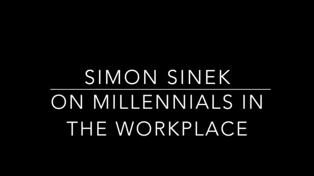 Millennials in the workplace screenshot