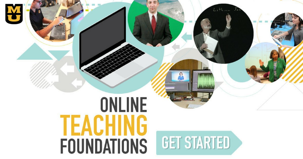 online teaching foundations