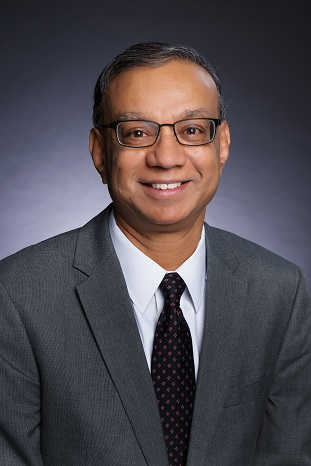 This is a headshot of Inder Khurana