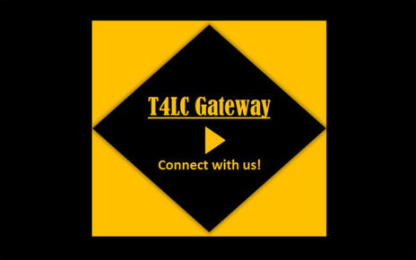 Connect with us on the T4LC Gateway